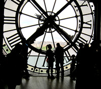 Paris d'Orsay View