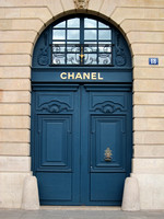 Blue Door , Chanel