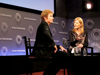 Denis Leary  and Kate Snow 2012