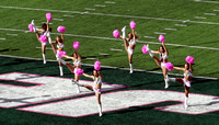 Jets Flight Crew Breast Cancer Awareness Month Metlife Stadium 10/18/15