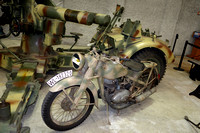 Motorcycle- WWII Museum