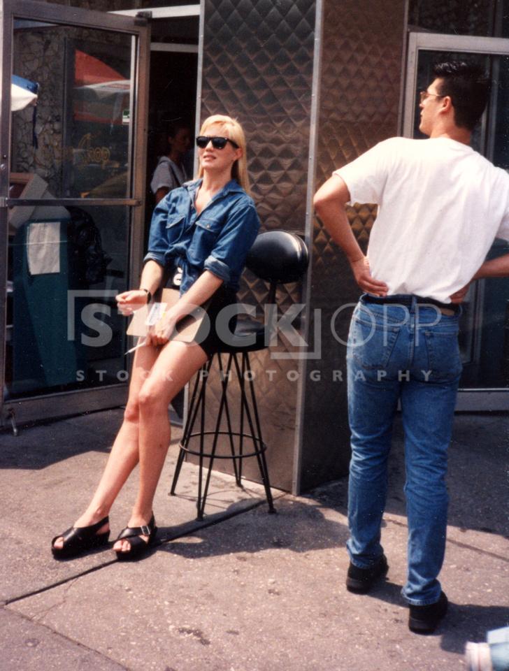 Union Square Manhattan ca. 1990